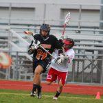 Varsity Boys Lacrosse Pulls Away Late Against Dexter