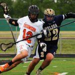 Varsity Boys Lacrosse Beats Chelsea to Advance in Regional Tournament