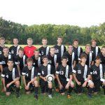 2013 Boys Varsity Soccer Team Photo