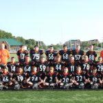 2013 Boys JV Football Team Photo