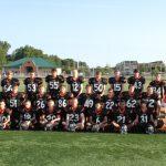 2013 Boys Freshman Football Team Photo