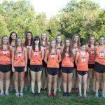2013 Girls Varsity Cross Country Team Photo