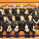 2013 Boys Bowling Team Photo