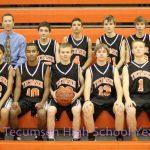 2013 Boys Freshman Basketball Team Photo