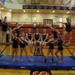 2013 Gymnastics Team Photo