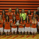 Girls' Junior Varsity Soccer Team