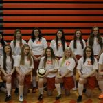 Girls' Varsity Soccer Team