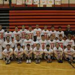 2014 Boys' Varsity Lacrosse Team