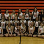 2014 Girls' Varsity Lacrosse Team
