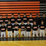 2014 Boys' Junior Varsity Baseball Team