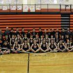 2014 Boys' Varsity Track Team