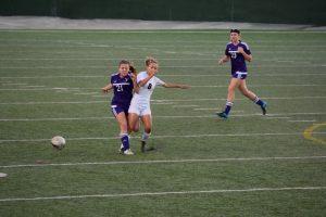 Girls Soccer v Wichita Falls 2/16