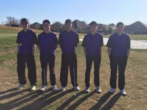 The Denton Invitational- Robson Ranch Golf Course