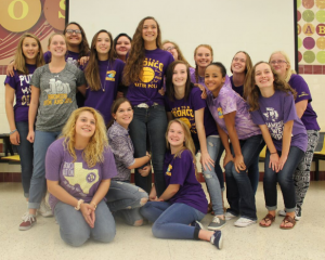 Meet The Bronco Swimmers Night 2016
