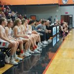 Silverton High School Girls Varsity Basketball beat Crescent Valley High School 55-14