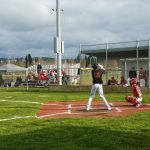 Silverton High School Freshman Baseball beat South Albany High School 12-2