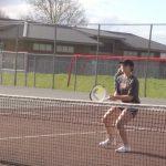 Silverton High School Girls Varsity Tennis beat South Albany High School 8-0