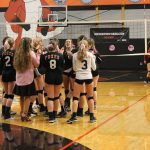 Volleyball Opens Conference With Win