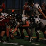 Football Opens Season With Vicotry