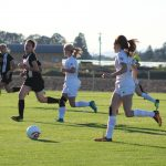 Girls Soccer Tops North Salem