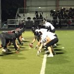 Football Improves to 4-0