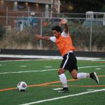 Boys Soccer Opens MWC With Win