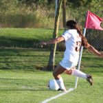 Girls Soccer Falls at Crescent Valley