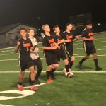 Boys Soccer Beats North Salem