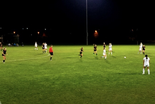 Girls Soccer Wins at Central
