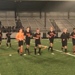 Boys Soccer Wins in First Round