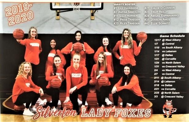 Girls Basketball '19-'20