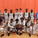 Boys Varsity Basketball beats Cabarrus Charter 55 – 47