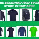 Bradford Prep Spirit Store is Now Open