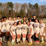 Girls Varsity Soccer beats Langtree 3 – 1