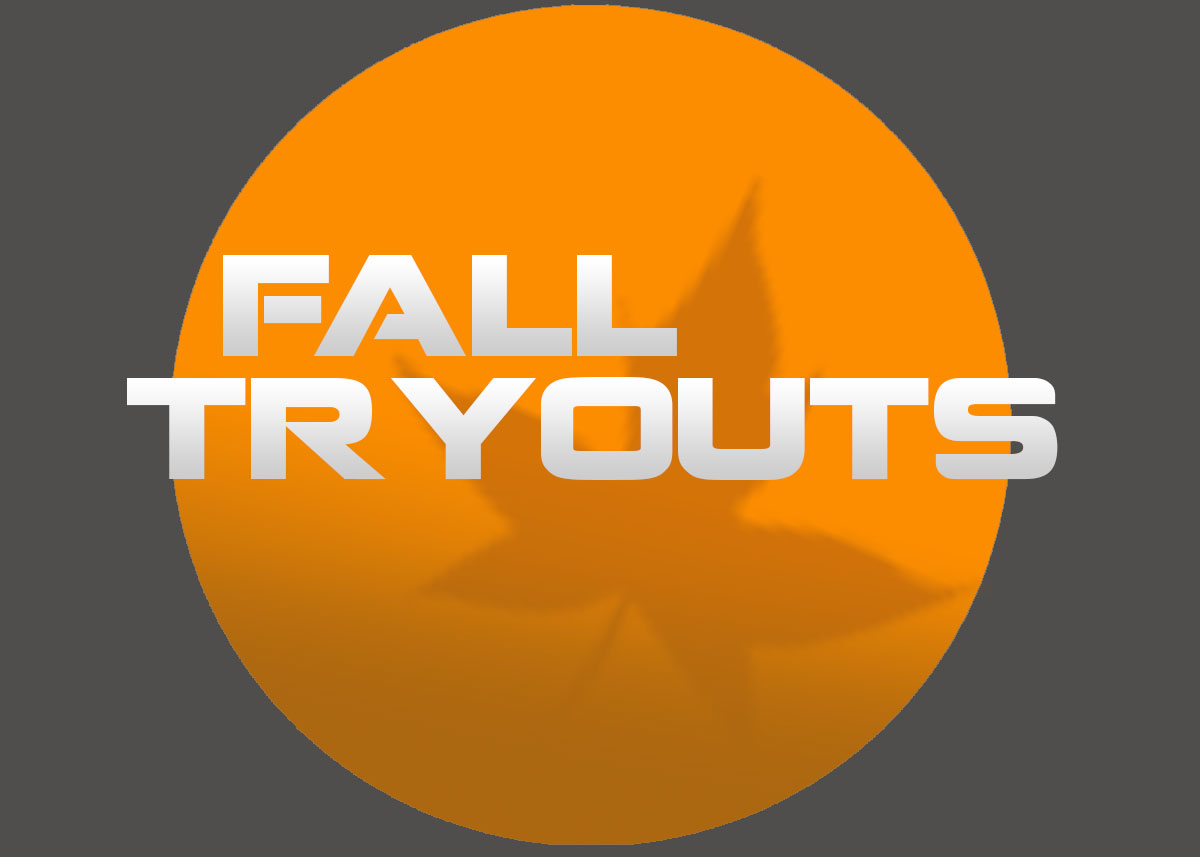 BP Fall Sports Tryouts