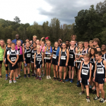 BP MS Cross Country Wins Conference
