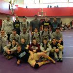 JV Wrestling Team State