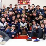 Niles wrestlers win Division 2 regional title