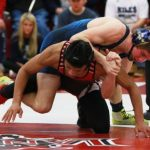 Niles' Flick a four-time state placer