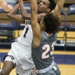 Brown's bucket gives Niles win