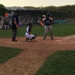 Niles High School Varsity Baseball falls to Portage Northern High School 8-2