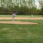 Niles High School Varsity Baseball beat St Joseph 16-9