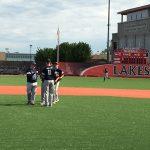 Niles High School Varsity Baseball falls to Lakeshore High School 3-2
