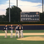 Niles High School Varsity Baseball beat Vicksburg @ Notre Dame Baseball Stadium 3-2