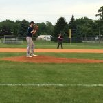 Niles High School Varsity Baseball falls to Edwardsburg High School 8-3