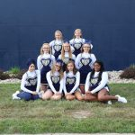 Fall JV Sideline Cheer 2017