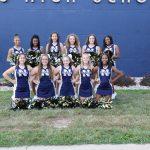 Fall Varsity sideline Cheer