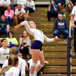 Varsity Volleyball 9-27-17