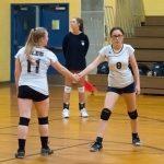 Freshman Volleyball 10-4-17