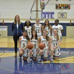 2017-2018 Women's JV Basketball Team